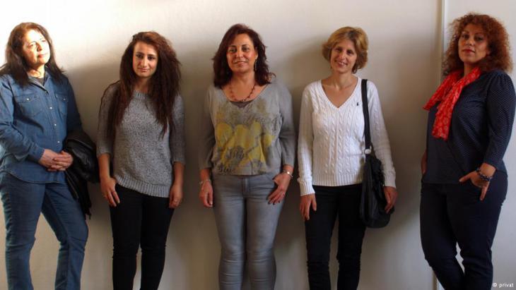 كاتبات عربيات لاجئات في ألمانيا