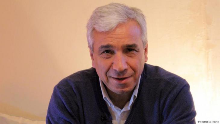 الكاتب السوري ياسين الحاج صالح