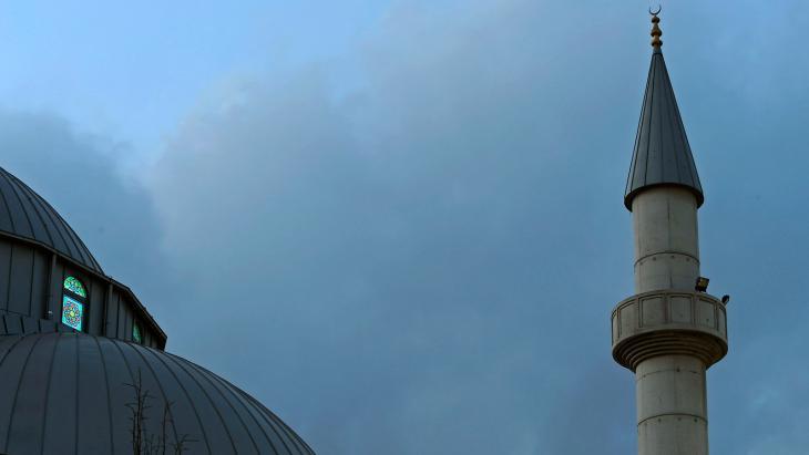 مسجد في ألمانيا. Foto: dpa