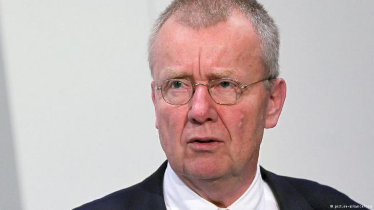 روبريشت بولينتس كان من عام 1994 وحتى عام 2013 نائبًا في البرلمان الألماني الاتِّحادي