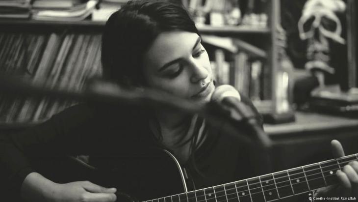 موسيقى عربية بديلة برعاية معهد غوته الألماني.