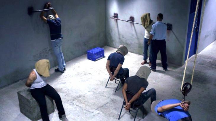 """مشهد من كواليس فيلم """"اصطياد أشباح"""". Quelle: Berlinale"""
