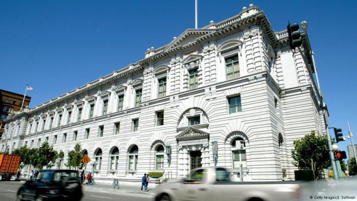 محكمة الاستئناف في سان فرانسيسكو. Foto: Getty Images