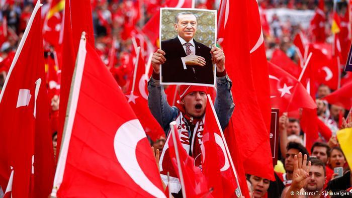 أنصار إردوغان