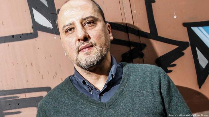 الصحفي التركي الاستقصائي المعروف أحمد شيك. Foto: picture-alliance