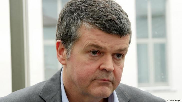 Bart Somers, Bürgermeister von Mechelen; Foto: DW