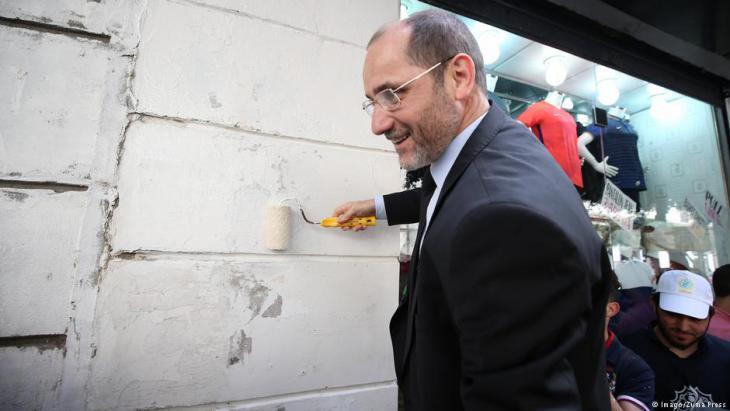 عبد الرزاق مقري، الخليفة المفترض للرئيس عبدالعزيز بوتفليقة خلال الحملة الانتخابية