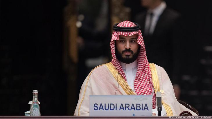 Mohamed bin Salman; Foto: picture-alliance/AP