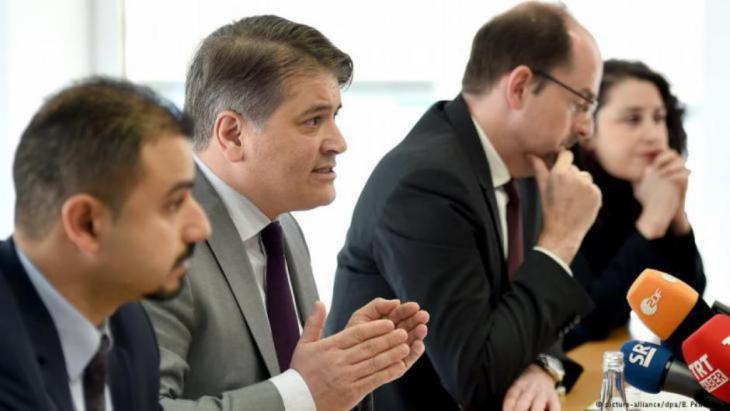محامون في ألمانيا رفعوا دعاوى قضائية ضد نظام الأسد.