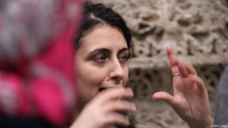 المرشد زويا مسعود