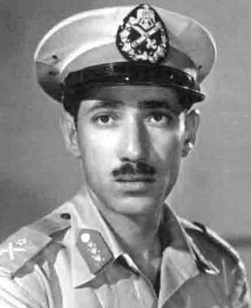 عبد الحكيم عامر عام 1955.Foto: wikimedia