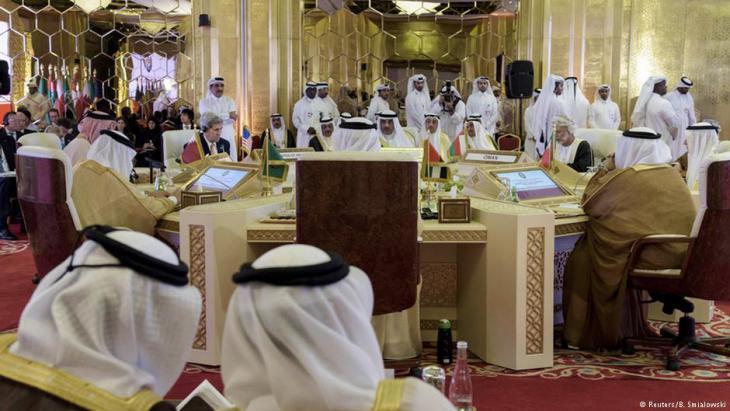 اجتماع لمجلس التعاون الخليجي في الدوحة. Foto: Reuters