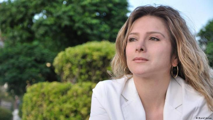 الكاتبة السورية سمر يزبك