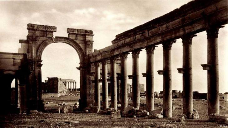 طال الدمار في سوريا الارض والآثار والانسان