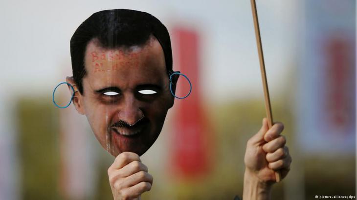 """الوجه القبيح للديكتاتورية: """"الأسد..أو نحرق البلد"""""""