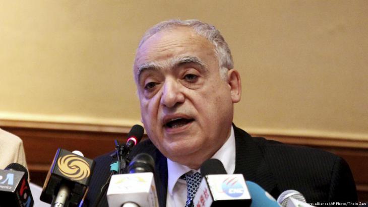 وزير الثقافة اللبناني السابق غسان سلامة مبعوثا أمميا في ليبيا