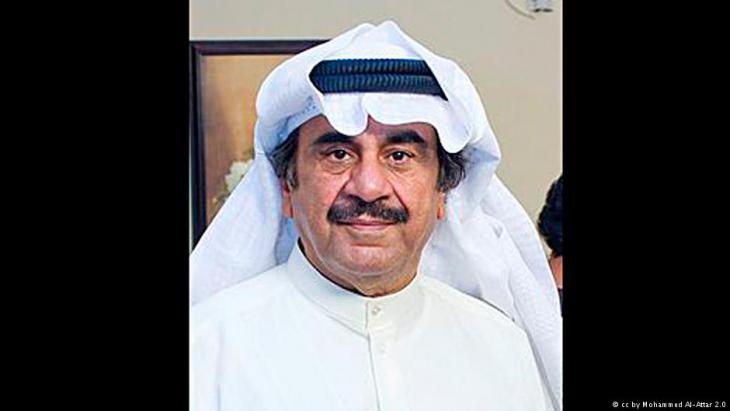 الفنان الكويتي عبد الحسين عبد الرضا