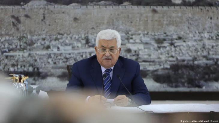 الرئيس الفلسطيني محمود عباس. Foto: picture-alliance/abaca