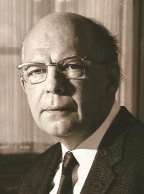اللغوي الألماني هانس فير صاحب أبرز قاموس عربي ألماني. Quelle: wikipedia