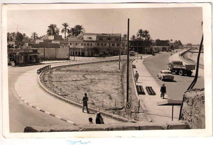 صورة تاريخية لمدينة بعقوبة