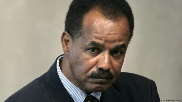 يحكم إسياس أفورقي إريتريا بقبضة من حديد منذ عام 1993