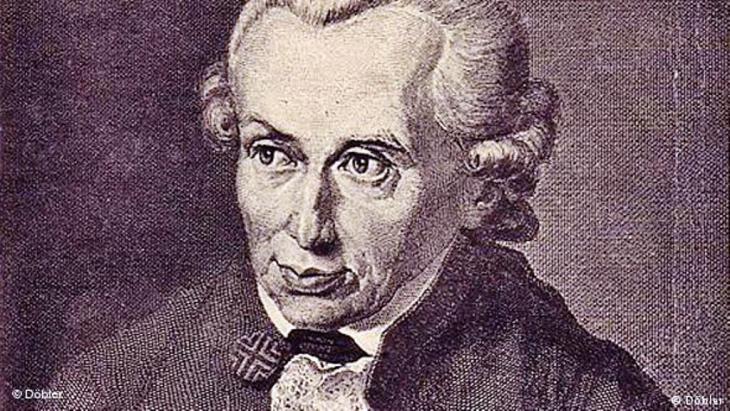 إيمانويل كانط فيلسوف عصر الأنوار