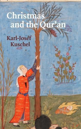 """Kالغلاف الإنكليزي لكتاب """"الكريسمس والقرآن"""". (published by Gingko Library)"""