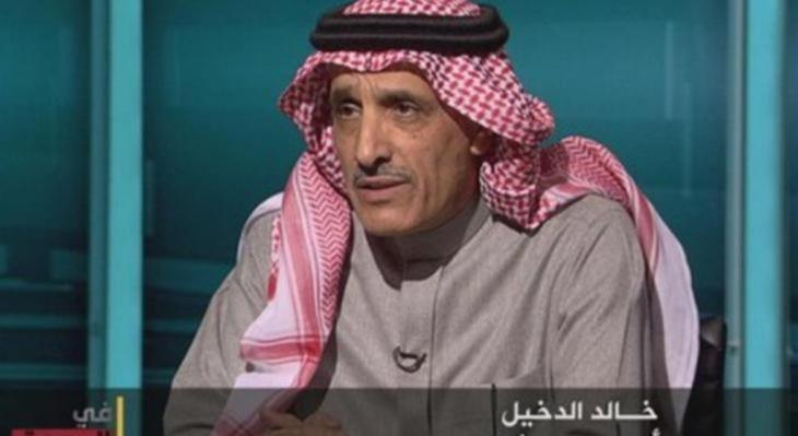 خالد الدخيل كاتب ومحلل سياسي سعودي معروف، صدرت له عدة كتب حول تاريخ الوهابية والعلاقة بين الإسلام والعلمانية.