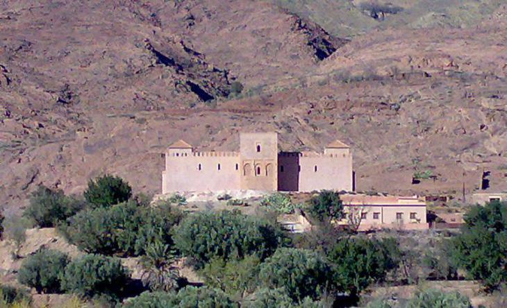 """جامع """"تينمال"""" إحدى المدن الجبلية الحصينة. Foto: Wikimedia"""