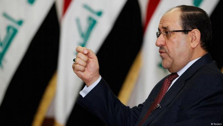 نوري المالكي - العراق.