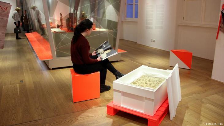 متحف ألماني يريد إعادة لوحة (مسروقة منذ اجتياح السوفييت لأفغانستان) إلى متحف فن إسلامي أفغاني