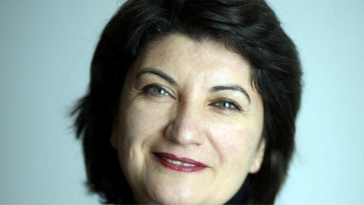 الصحفية الألمانية ذات الأصول التركية جنان توبتشو. Foto: Privat