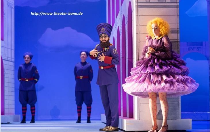 """ملحمة الأوبرا الألمانية """"زركسيس"""" -الحاكم الفارسي الباطش من تأليف الموسيقي الشهير في عصر الباروك هيندل"""