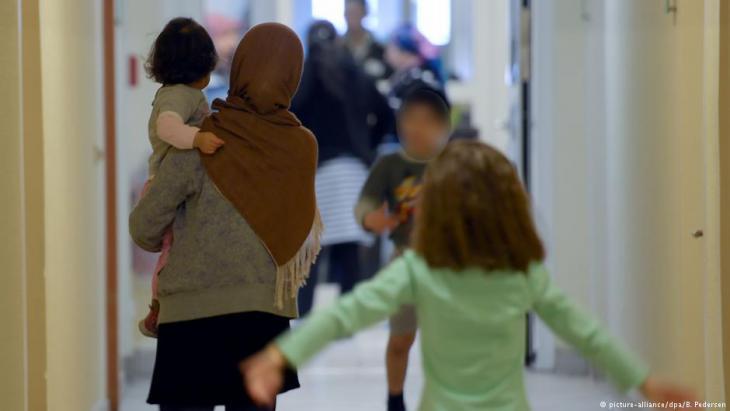 لم الشمل مازال من أكبر القضايا المثيرة للجدل في أزمة اللاجئين.