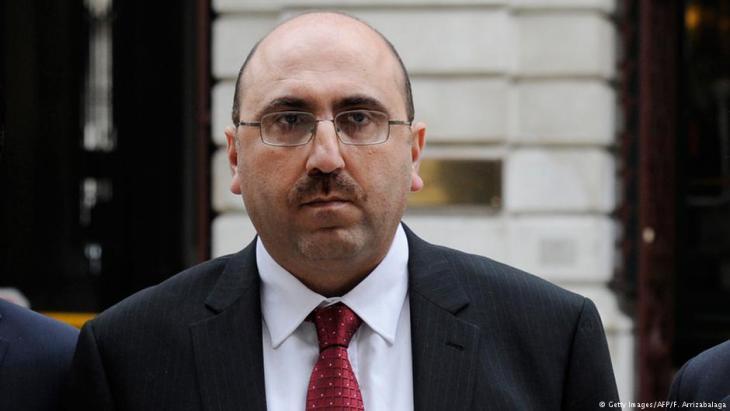 رامي عبد الرحم، مدير المرصد السوري لحقوق الإنسان