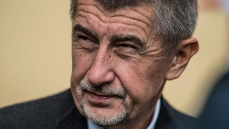 الملياردير التشيكي الشعبوي أندريه بابيش. Foto: dpa