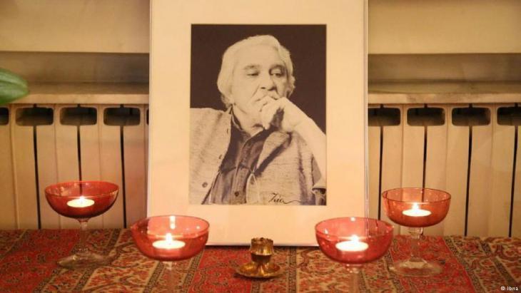 المفكر الإيراني (الفرنسي) داريوش شايغان.  Foto: IBNA