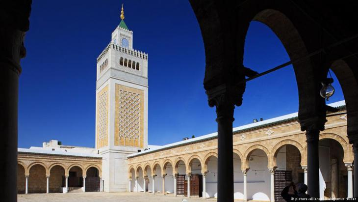 جامع الزيتونة في تونس. (photo: picture-alliance/Bildagentur Huber)
