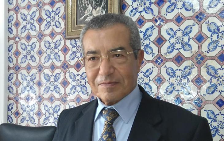 الباحث عبد المجيد الشرفي. (photo: Habib M'henni/Wikimedia Commons)