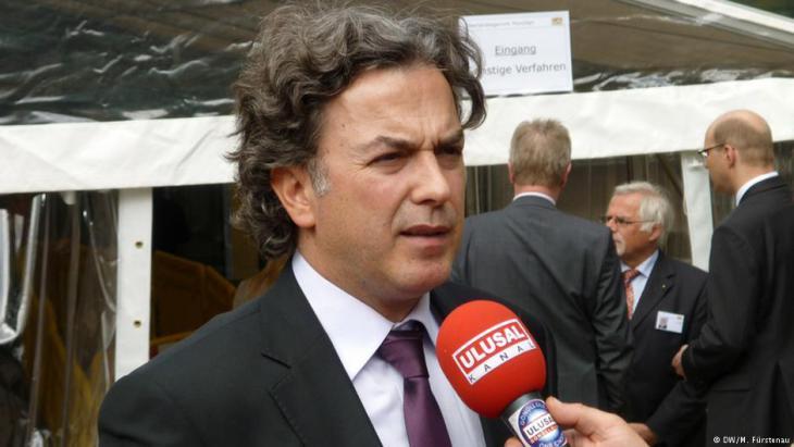 النائب ميمت كيليش من حزب الخضرالألماني
