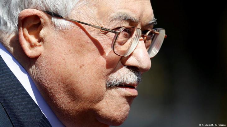 الرئيس الفلسطيني محمود عباس. Foto: Reuters