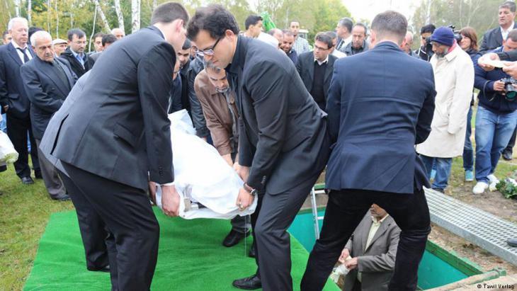 ازدياد عدد مدافن المسلمين في ألمانيا ... دفن وفقا للشعائر الإسلامية مع الالتزام بالقوانين الألمانية