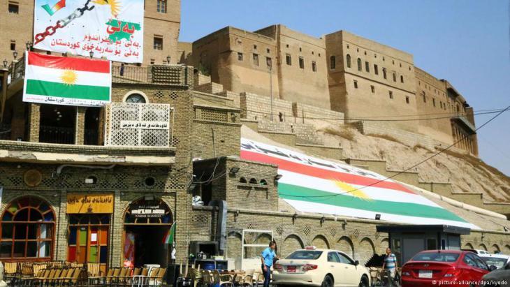 أعلام كردستان العراق