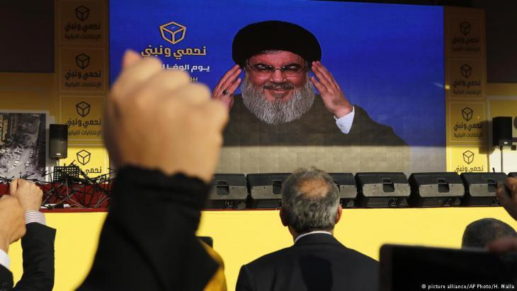فوز حزب الله وحلفائه في الانتخابات اللبنانية تأكيد على تنامي نفوذ إيران الإقليمي.