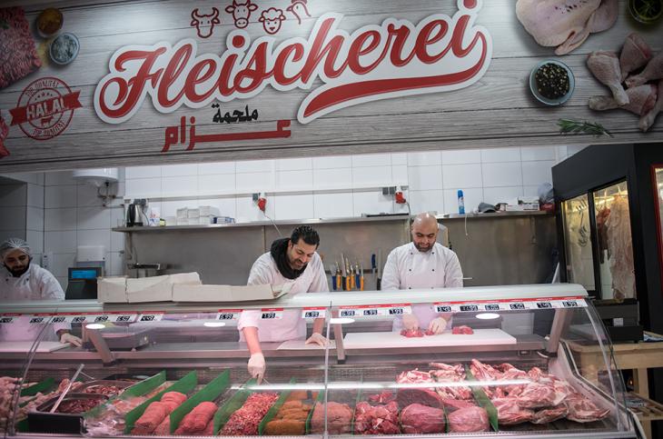 تعد برلين واحدة من المناطق التي يتمركز فيها الألمان ذوي الأصول الإسلامية. الصورة: شتيفاني لوس