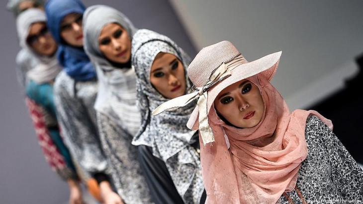 موضة إسلامية وأزياء إسلامية إندونيسيا