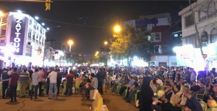 """مهرجان """"من الكرادة أختار الحياة"""" - بغداد تنفض غبار الموت - العراق. DW"""