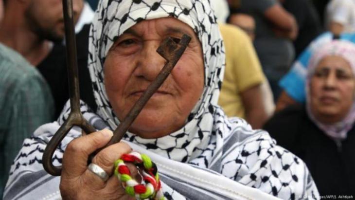 """سبعون عاما على """"النكبة"""" ـ لاجئون فلسطينيون منسيون في لبنان"""