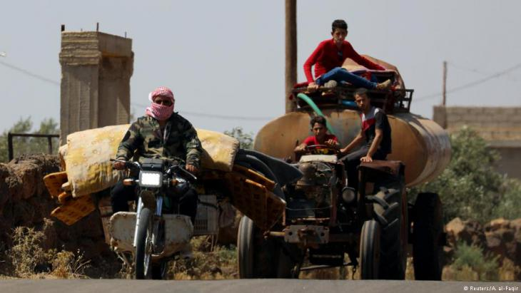 درعا - سوريا