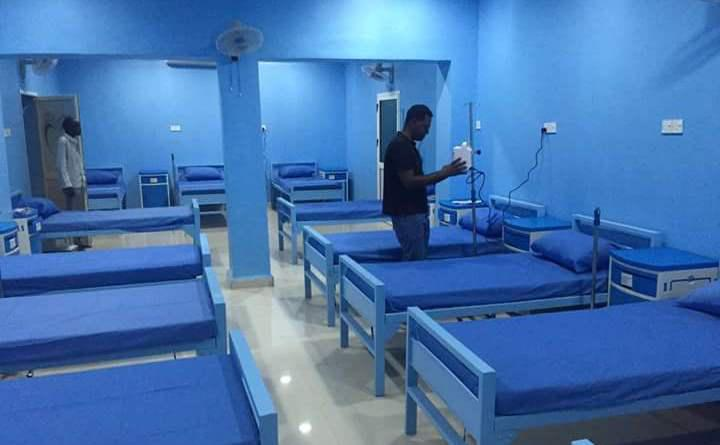 مستشفى في السودان قائم على عمل الشباب التطوعي والتبرعات الإلكترونية.